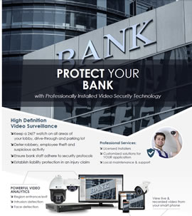 Bank Security Solutions
